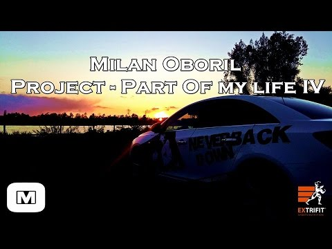 Milan Obořil - Project Part of my Life IV ( chest and hamstrings)