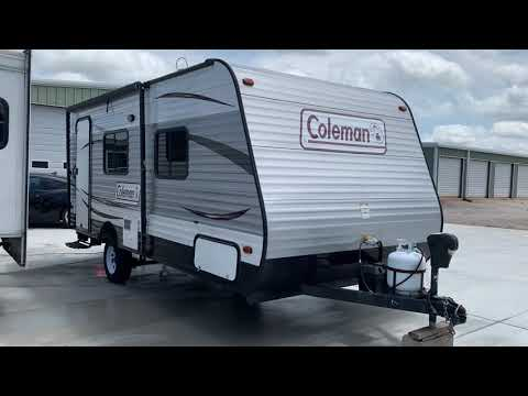 2016 WHITE COLEMAN 16FBS 16FBS (4YDT16F10GH) , located at 17760 Hwy 62, Morris, OK, 74445, (918) 733-4887, 35.609104, -95.877060 - Photo #0