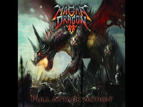 Magma Dragon   Full Attack Action (Full Album) Symphonic Power Metal