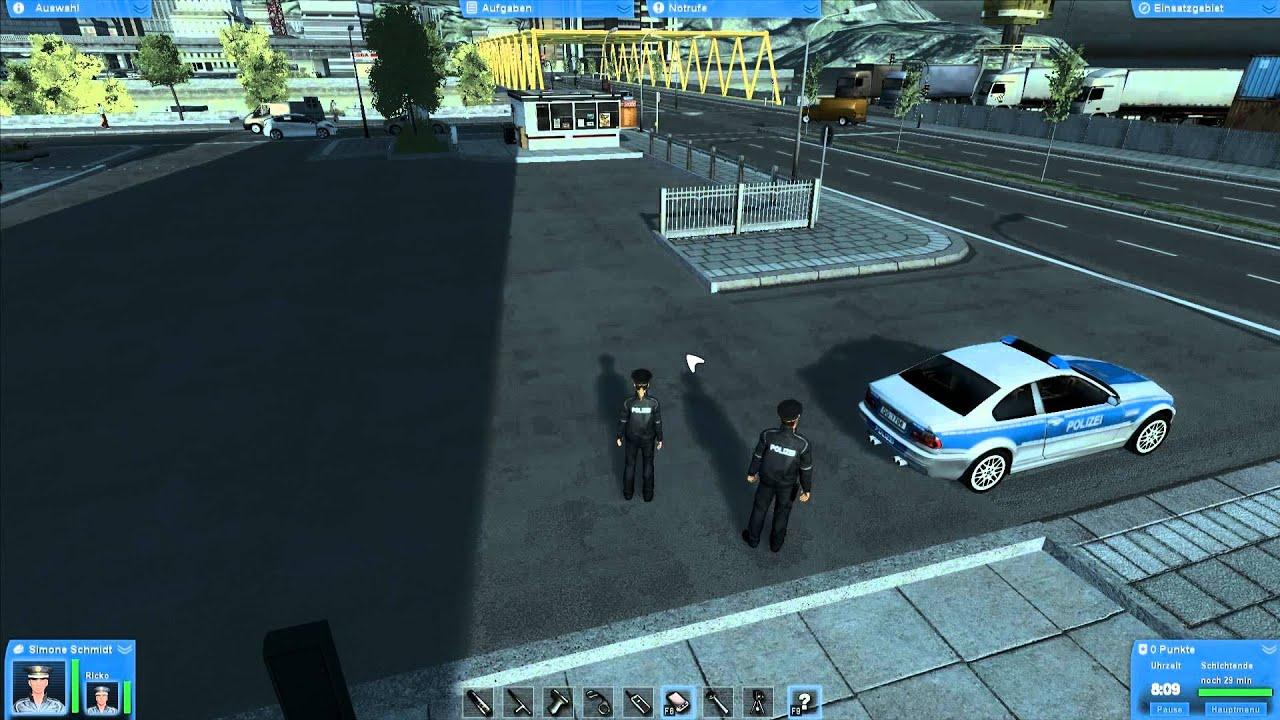 Polizei Spiele Pc