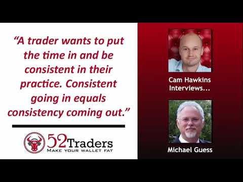 All-Around Veteran Trader w/ Michael Guess - Futures Trading Interview   54 mins