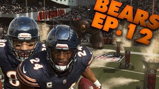The Most Important Game of the Year! Madden 19 Chicago Bears Franchise Ep.12 Audio Fix Reupload*