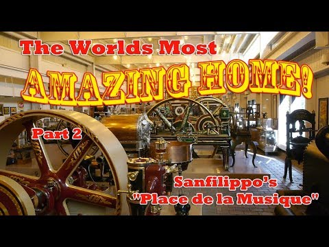 The Worlds's Greatest Collector - Part Two Steam Engines