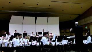 """Emblem of Unity"" - Antelope High School Concert Band"