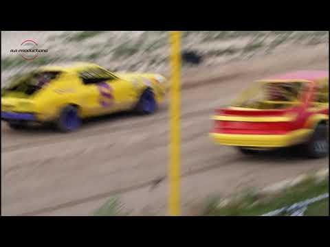 Wild Bill's Raceway Mini Stock Heat Race 6/7/19