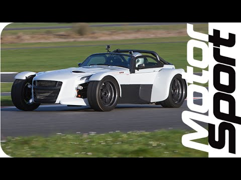 Donkervoort D8 Gto Lap Time On Magny Cours Club