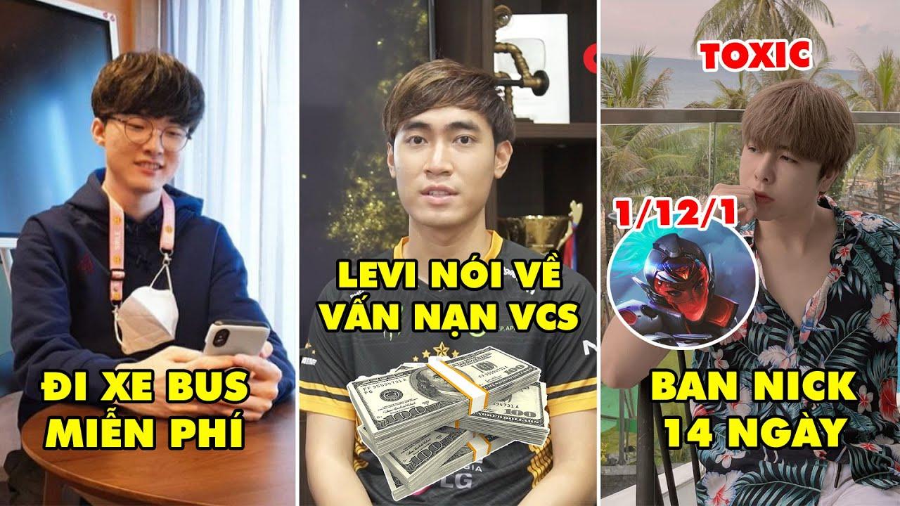 TIN NÓNG 512: Zeros nhận án phạt ban nick 14 ngày vì toxic - Levi lần đầu nói về các vấn nạn tại VCS