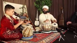 Student Initiation Ceremony - Bruce John Wahab & Sukhvinder Singh 'Pinky' | Tabla Solo Duet