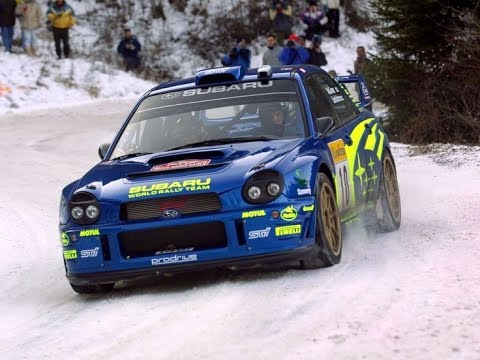 Subaru Impreza 2002 Rally