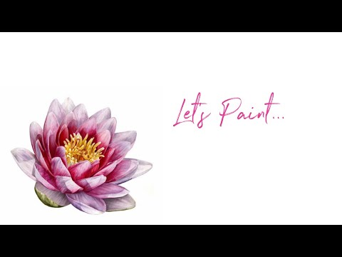 Welcome to Jarnie Godwin Art | Learn How to Paint in a Realistic Botanical Style