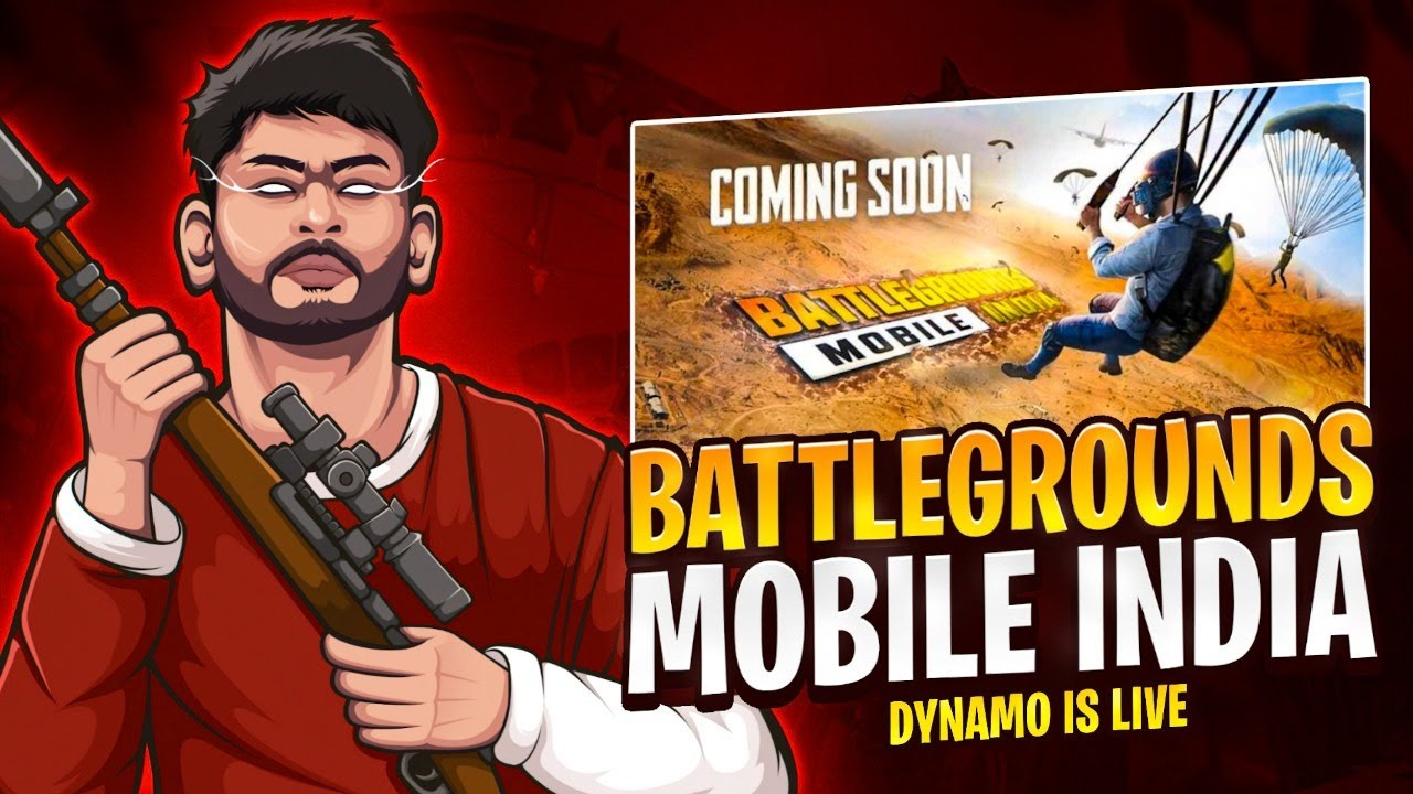 IOS ME KAB AAYEGA BGMI ?? BATTLEGROUNDS MOBILE INDIA LIVE WITH DYNAMO GAMING