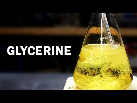 How to make Glycerine Glycerol