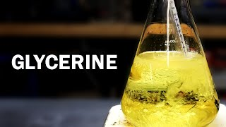 How to make Glycerine (Glycerol)