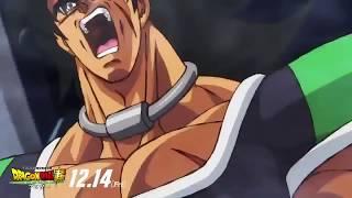 ¡FALTAN 7 DÍAS! Para Dragon Ball Super Broly Trailer.