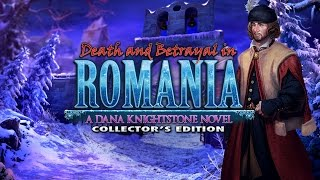 Death and Betrayal in Romania: A Dana Knightstone Novel Collector