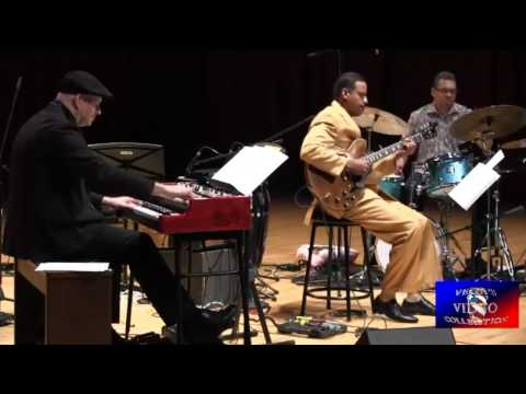 Mike Arroyo Jazz Organ Trio - The Old Rugged Cross