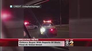 Officer Shot In East Harlem
