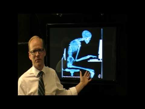Posture causing back pain - Come to our clinic in Aurora or Castle Rock Colorado
