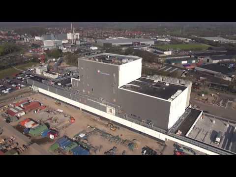 Renewable energy supply at FrieslandCampina DOMO in Borculo