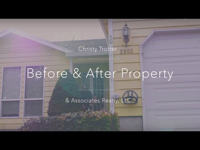 Christy Trotter Before & After Property