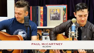 "Paul McCartney - ""Slidin'"" (Cover) by Rebel Kicks"