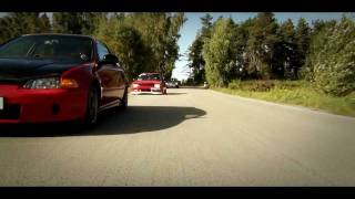 HONDA CLUB LATVIA MOVIE TEASER 2012 (MUST SEE) DC2 EG EF EK