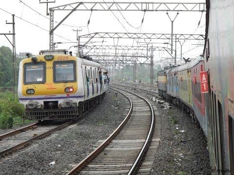 Mumbai Howrah Duronto Express Full Journey: Mumbai-Bilaspur