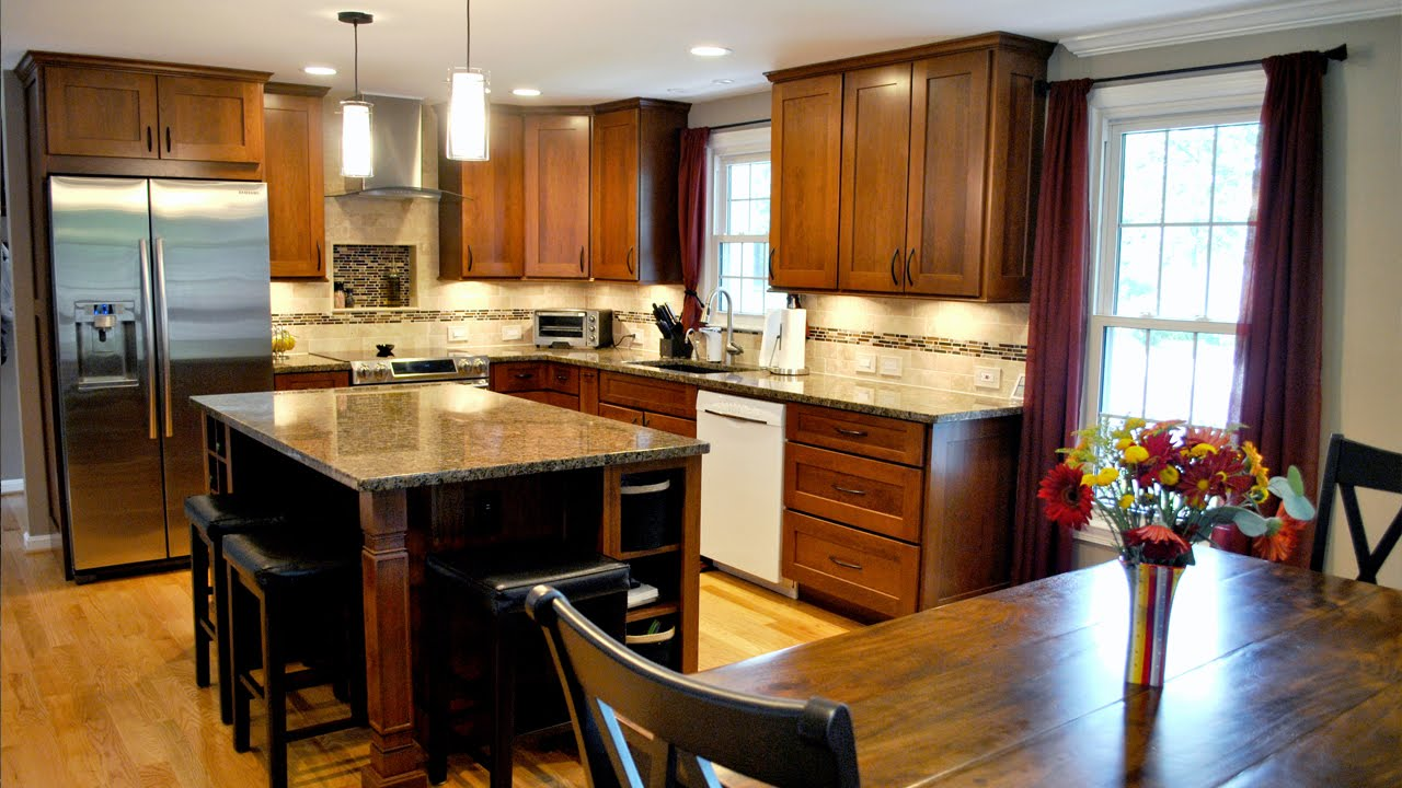 Before And After Fairfax Kitchen Remodel Northern Virginia - Kitchen remodel northern virginia