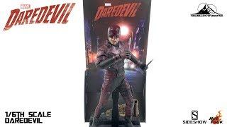 Optibotimus Reviews: Hot Toys Netflix Marvel's DAREDEVIL