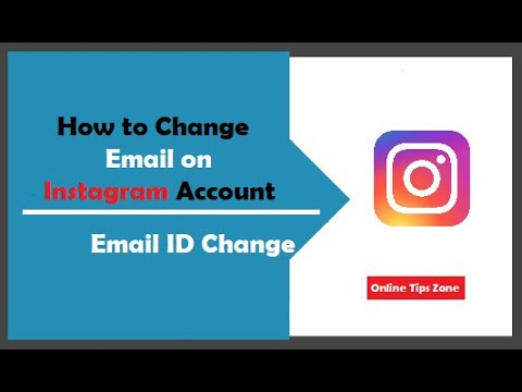 How to add email to Instagram Account