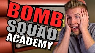BOMB SQUAD ACADEMY?! [PC Game] Let's Play Bomb Squad Academy Gameplay: Part 1