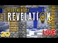 FTB Revelation 2 EP20 Sub/Patreon Server Live