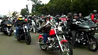 Hells Angels Funeral - Mark