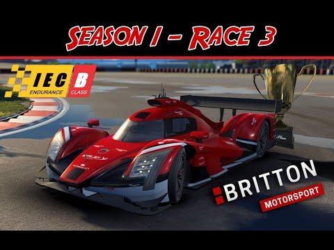 Motorsport Manager - Endurance Series DLC - Season 1 Race 3 - Britton Motorsport
