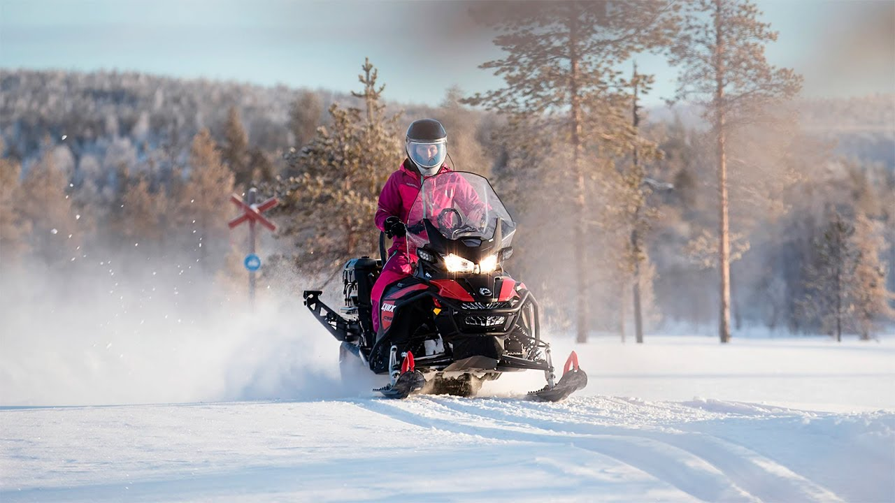 The Story of the Lynx 5900 Snowmobile