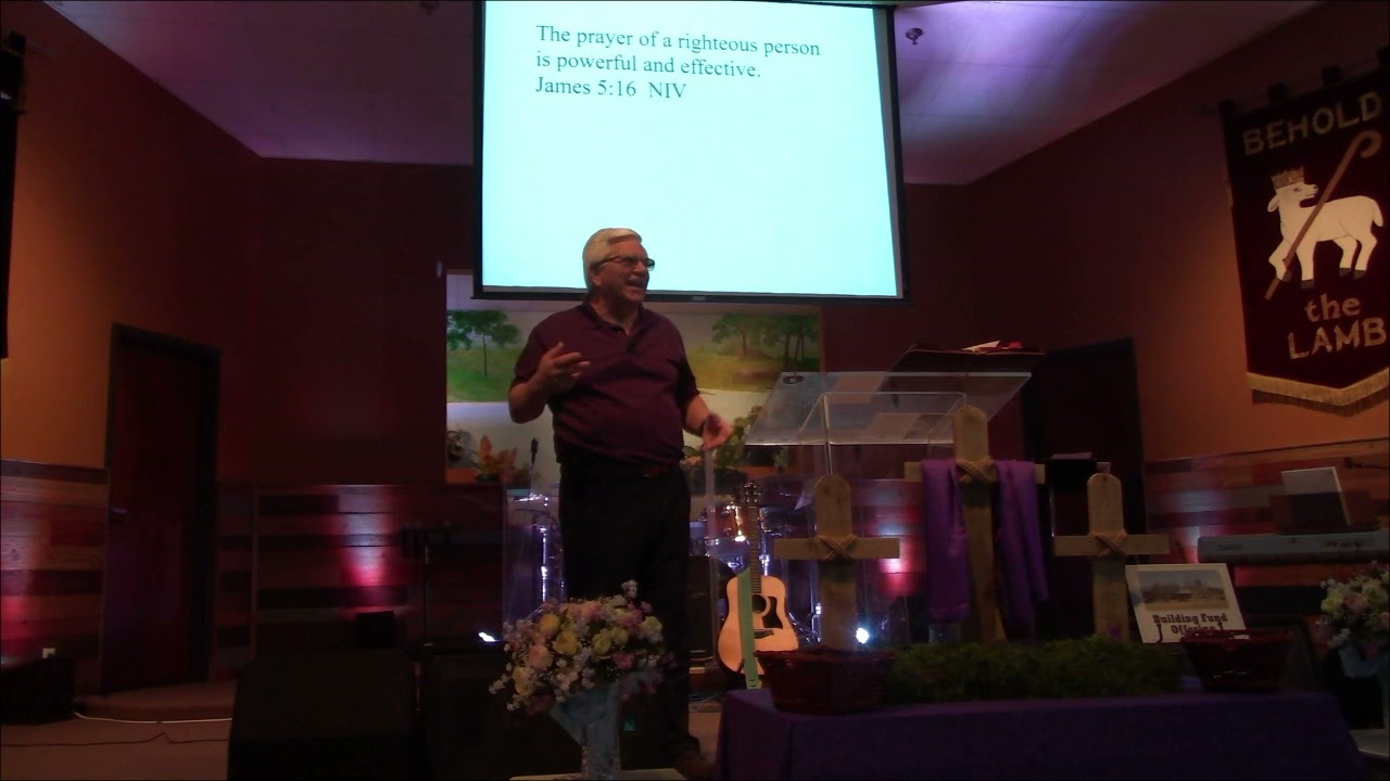 The Power To Change by Pastor Don Gregory
