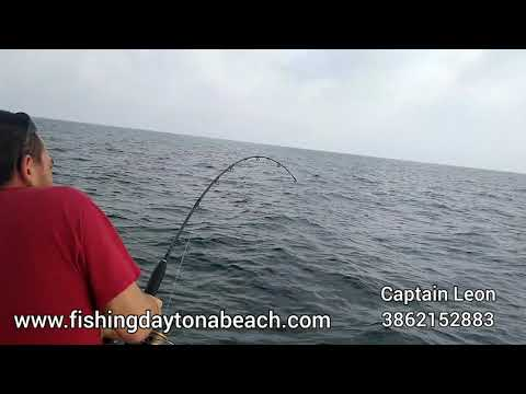 Scrapper Central!! Daytona Fishing Charters With Captain Leon