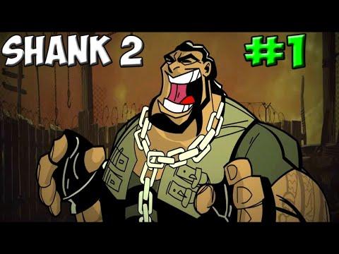 Shank 2 - Тёмная дорога домой #1