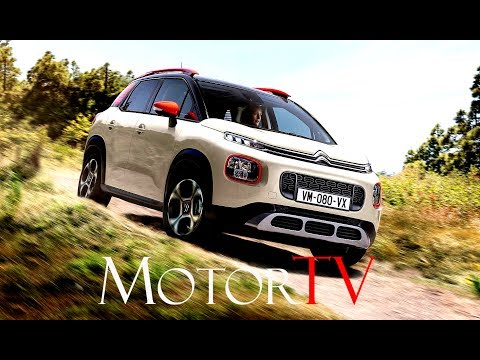 COMPACT SUV : ALL NEW 2018 CITROEN C3 AIRCROSS l Key Features l Clip