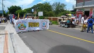 Antorcha Centroamericana INSIBO 2018