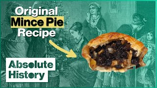 What Goes Inside A Victorian Mince Pie | Victorian Farm: Christmas (1/3) | Absolute History