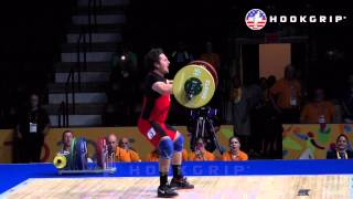 Norik Vardanian (94) - 160/202 Pan Am Games Side Angle