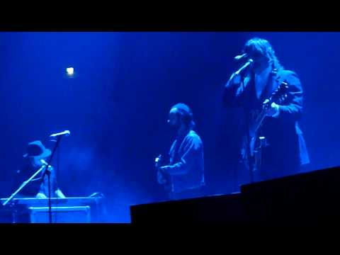 LOUIS XIV (ft. Ronnie Vannucci from THE KILLERS) Finding Out True Love Is Blind Köln 07-03-2013