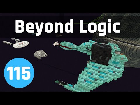 Klingons! - Beyond Logic #115 (Let's Play) | Minecraft 1.15