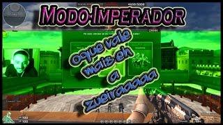 [CF-AL] Modo-Imperador #ZueraNeverEnds #WBGaming
