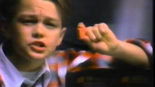Late 80's Bubble Yum Commercial with Leonardo DiCaprio
