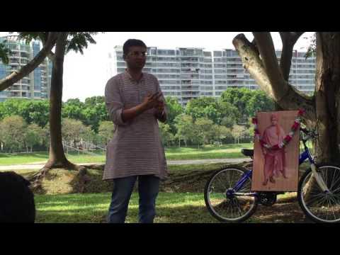 Netaji Subhashchandra Bose - Hindi Speech