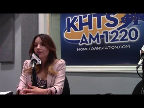 California Credit Union with Silvia Felix (Feb 12, 2015) KHTS - Santa Clarita