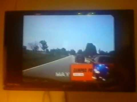 Police Chase in Manning, South Carolina, May 12th, 1994