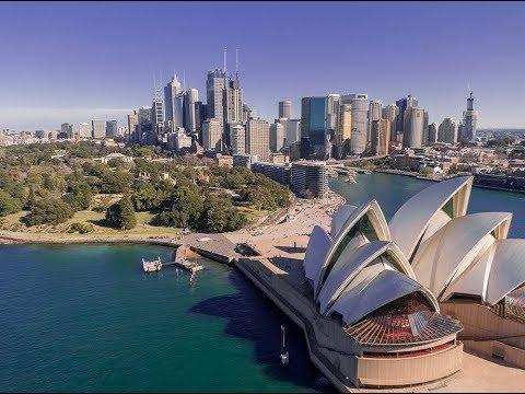 Beautiful Sydney Australia